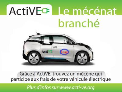 BMW I3 Active mécène