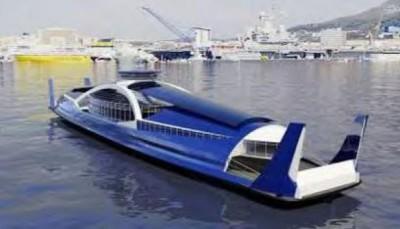 Navire -moteur-electrique