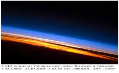 CO2 principal provocateur effet de serre