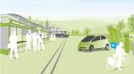 Ville durable mobilité electrique