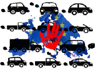 Stop pollution voiture Europe