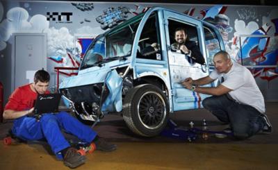 France craft XYT vehicule electrique modulaire ActiVE