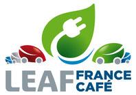 Logo Leaf France Café