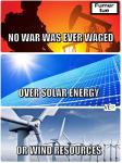 plus de guerre des EnR