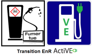 Pompe essence fumer tue transition EnR ActiVE