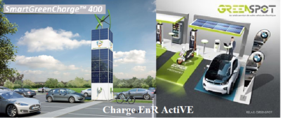 Smart Green charge greenspot batterie enr ActiVE