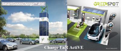 Smart Green charge greenspot batterie enr ActiVE