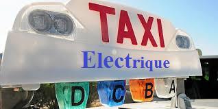 Taxi electrique plebicite grandes villes monde