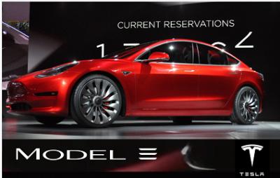 Model-3-Tesla