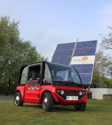 XYT autoconsommation panneau photovoltaique solaire PV Active