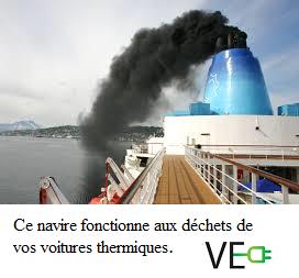 bateau croissiere fumer pollution