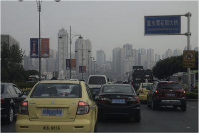 La Chine, pays connu pour ses pics de pollution, est le pays le plus touché par ses dégâts.