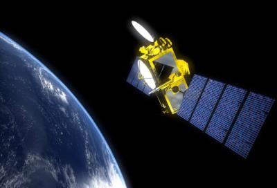 Grâce aux satellites altimétriques, les mesures du niveau de la mer ont été largement améliorées. © Nasa, Wikipédia,