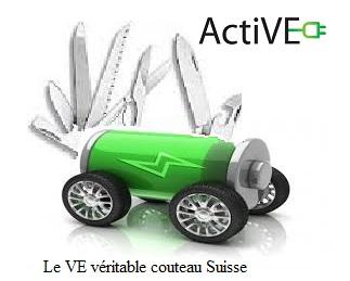 vehicules electriques efficace comme un couteau suisse