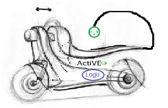 ActiVE mobilité ZE 2 roues